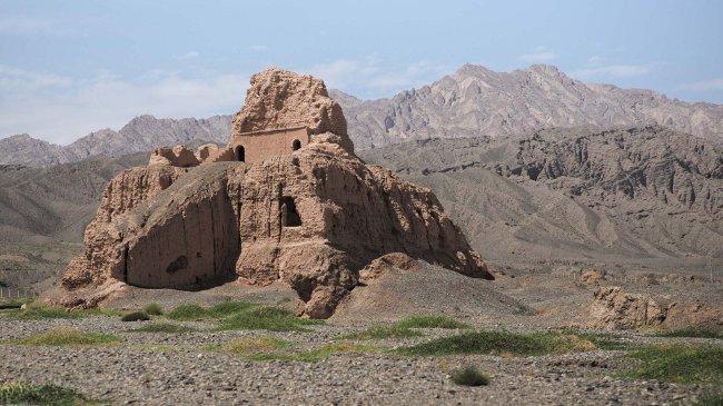 Der große Stupa von Subash (Hans-Wilm Schütte)