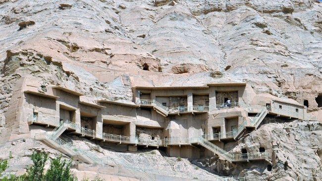 Buddha-Grotten von Kizil (Claudia Kennel)