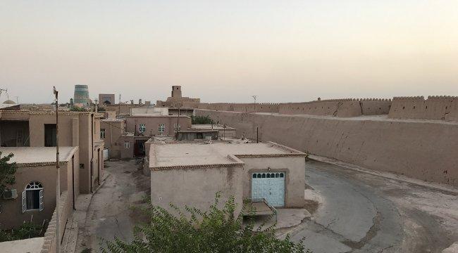 Altstadt von Khiva (Jens Blohm)