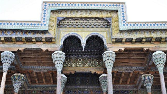 Bolo Hauz Moschee (Claudia Kennel)