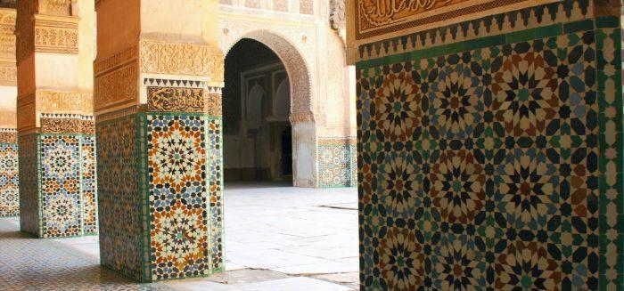 Medersa Ben Youssef Marrakech Maroc