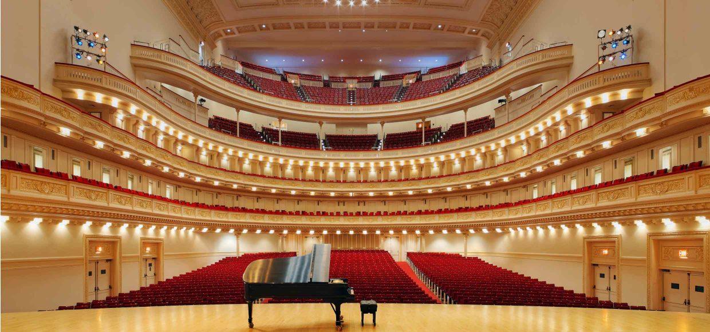 3. Carnegie Hall
