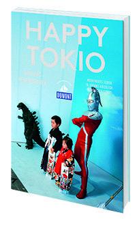 Titelbild Happy Tokio