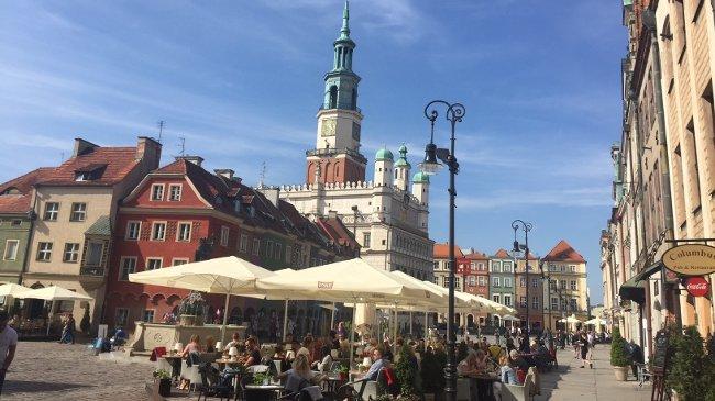Marktplatz Posen