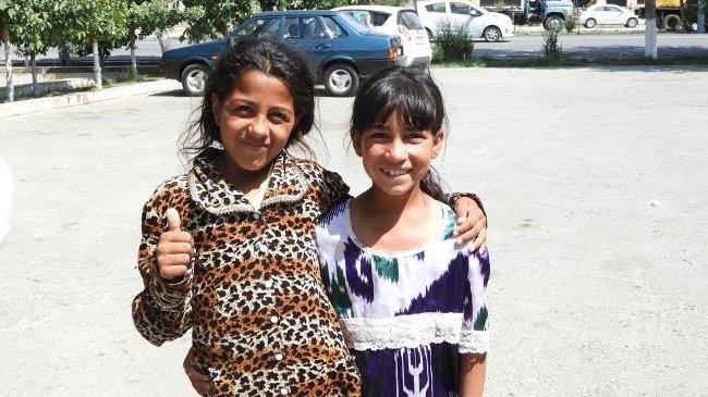 Auf dem Weg nach Samarkand: Fahrende treffen Fahrende oder «Fahrende treffen Zigeuner», wie auch immer…!