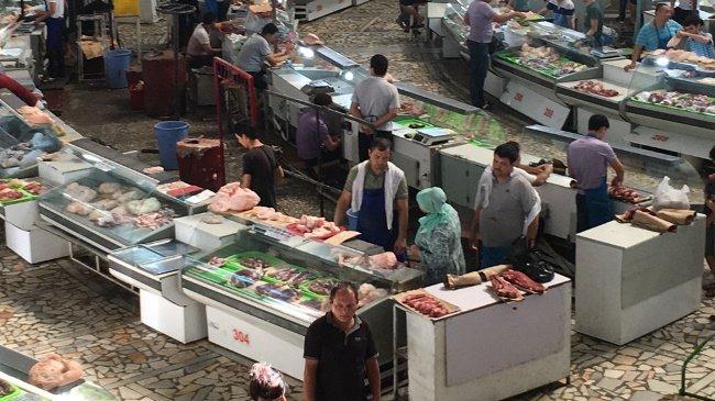 Schwein wird schwierig. Sonst lässt der Fleischmarkt keine Wünsche offen...