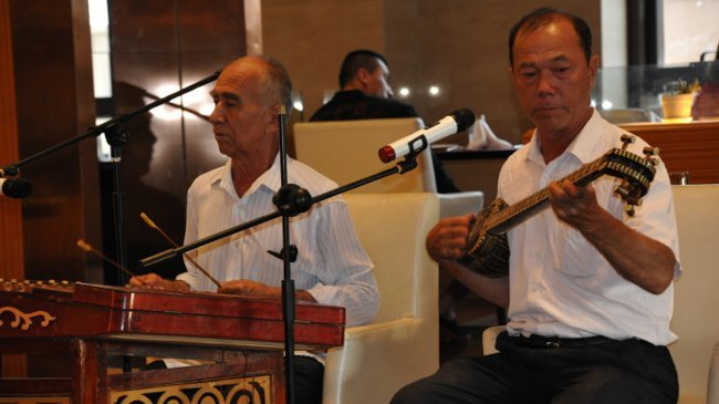 Uigurische Musik