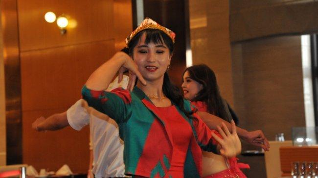 Uigurische Tänze