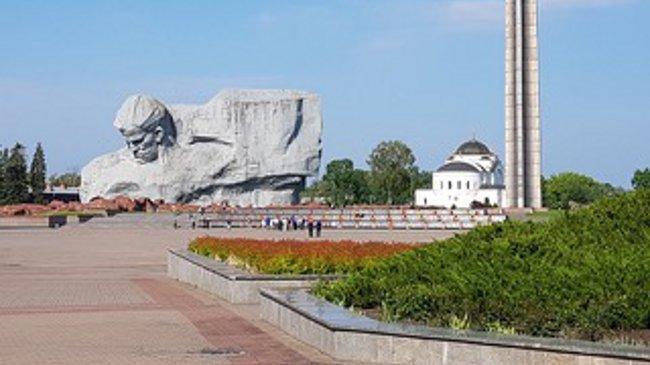 Monument Belarus