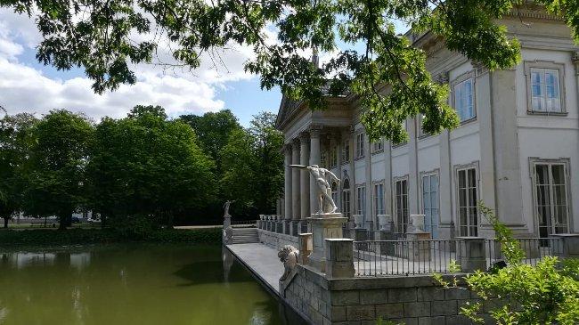 Park Warschau