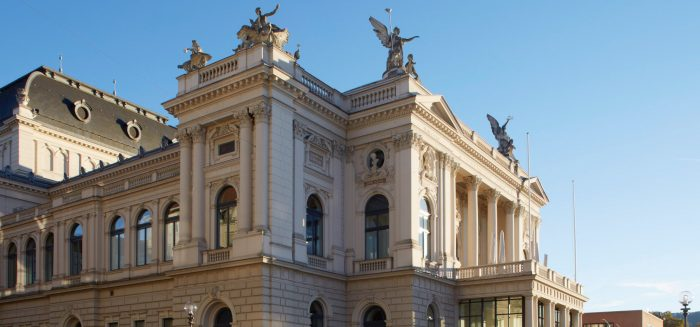 Zürich Opernhaus