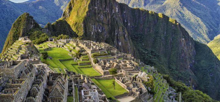 Panorama Südamerika