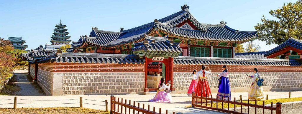 Zeit Südkorea