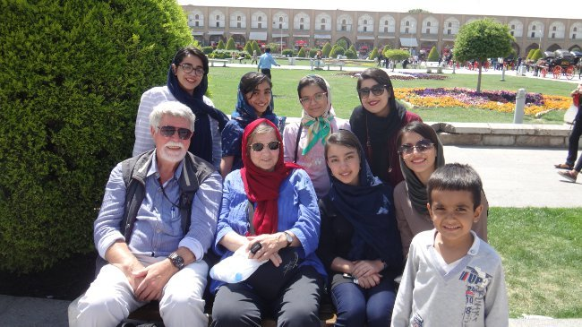 Isfahan-Imamplatz