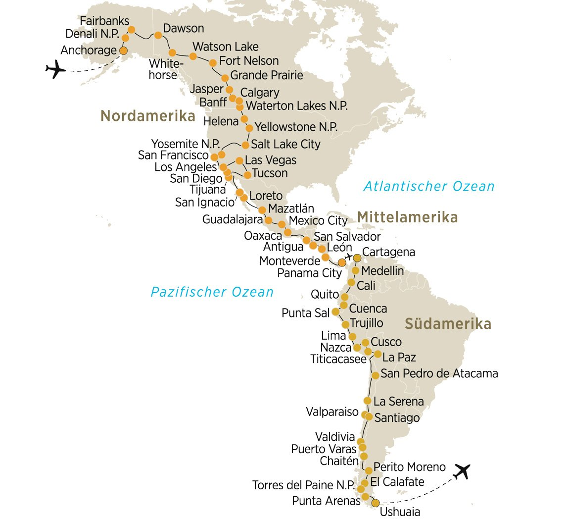 Blechschild Reisen Küche Antofagasta Chile