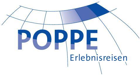 Logo Poppe Erlebnisreisen