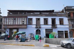 Plaza de Armas – Limas Historisches Zentrum
