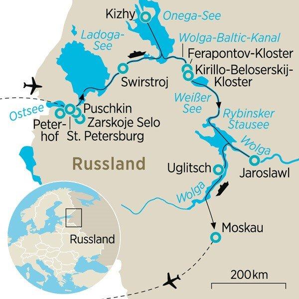 Karte RUA 224