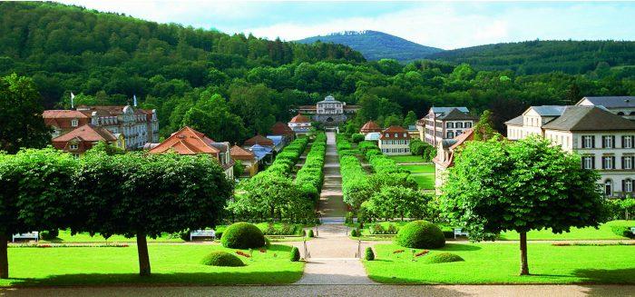 806_Aufmacher_Schlosspark-Ensemble Staatsbad BRK_c_Bayerisches Staatsbad Bad Brückenau