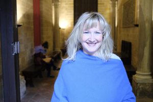Anita Bestler - Foto in Hofkapelle